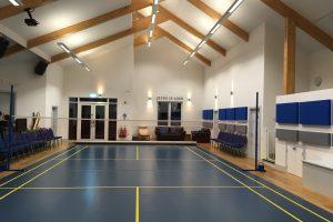 Badminton court IMG_3483