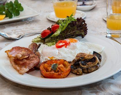 Saturday 23rd February 9am Men's Breakfast