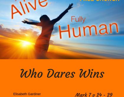 2019 02 17 Who Dares Wins