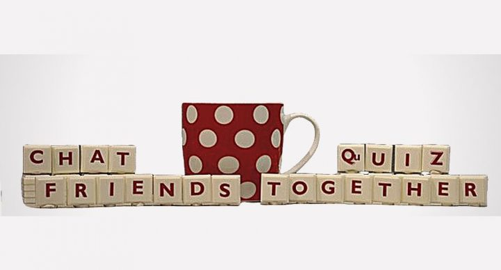 Friends Together: 10th March 10am to midday