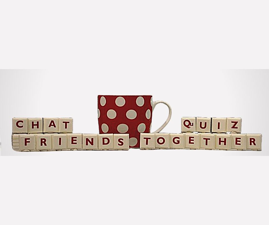 Friends Together restarting 9th November at 10am