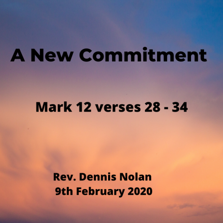 A New Commitment