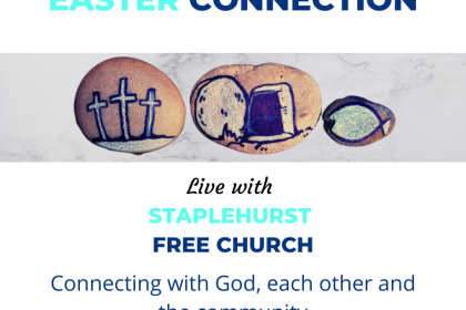 Live streaming our Good Friday & Easter Sunday Morning Services
