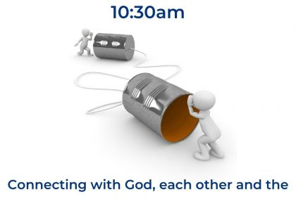 Live Streaming of our Sunday Morning Services