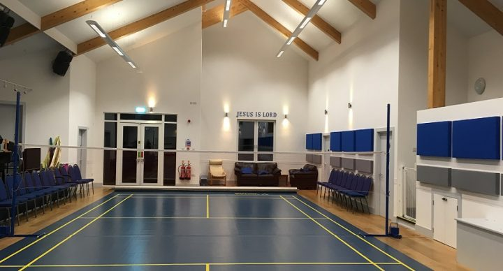 Adult Badminton restarting 23rd & 24th September