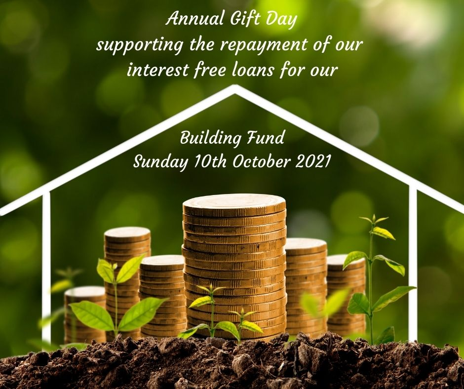 Gift Day Sunday 10th October